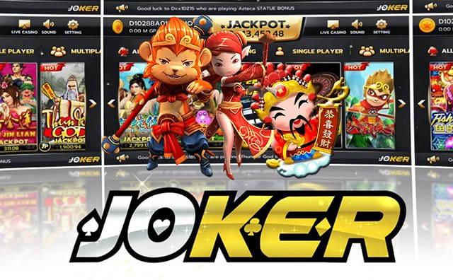 เริ่มด้วยทุนสล็อตกับทางJoker Gaming