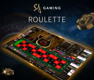 รูเล็ต Roulette ฝาก-ถอน ไม่มีขั้นต่ำ